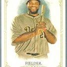 2012 Topps Allen & Ginter Baseball Short Print SP Hi # Prince Fielder (Tigers) #338