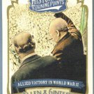 2012 Topps Allen & Ginter Historical Turning Points Allied Victory In World War II #HTP8