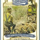 2012 Topps Allen & Ginter Historical Turning Points The Agricultural Revolution #HTP20