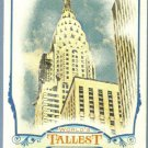 2012 Topps Allen & Ginter World's Tallest Buildings Chrysler Building #WTB7