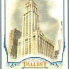 2012 Topps Allen & Ginter World's Tallest Buildings Woolworth Building #WTB9