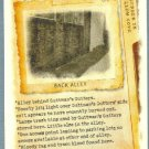 2012 Topps Allen & Ginter Crack the Code Back Alley
