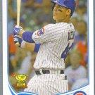 2013 Topps Baseball Yu Darvish (Rangers) #11