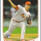 2013 Topps Baseball Rookie Henry Rodriguez (Reds) #86