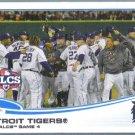 2013 Topps Baseball Detroit Tigers ALCS (Tigers) #179