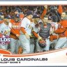 2013 Topps Baseball St Louis Cardinals NLDS (Cardinals) #269