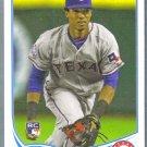 2013 Topps Baseball Rookie Jurickson Profar (Rangers) #286