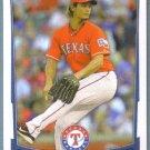 2012 Bowman Draft Picks & Prospects Rookie Yu Darvish (Rangers) #50