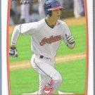 2012 Bowman Draft Picks & Prospects Prospect Jeremy Lucas (Indians) #BDPP159