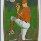 2012 Bowman Draft Picks & Prospects Prospect Chrome Mike Morin (Angels) #BDPP111