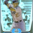 2012 Bowman Platinum Baseball Tommy Hanson (Braves) #18