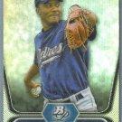 2012 Bowman Platinum Baseball Rookie Keyvius Sampson (Padres) #BPP60