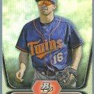 2012 Bowman Platinum Baseball Rookie Brian Dozier (Twins) #BPP62