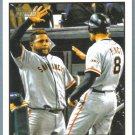 2013 Topps Heritage Baseball Pablo Sandoval & Hunter Pence Giants Gunners #306