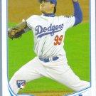 2013 Topps Baseball Rookie Khristopher Davis (Brewers) #360