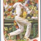 2013 Topps Baseball Mike Leake (Reds) #442