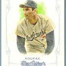 2013 Topps Allen & Ginter Baseball Sandy Koufax (Dodgers) #10