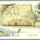 """2013 Topps Allen & Ginter Palaces & Strongholds """"Fort Knox"""" #PS-FK"""