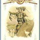 """2013 Topps Allen & Ginter Martial Mastery """"Zulu"""" #MM-ZU"""