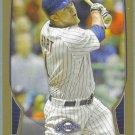 2013 Bowman Baseball GOLD Corey Hart (Brewers) #115
