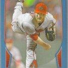 2013 Bowman Baseball Blue Border Ian Kennedy (Diamondbacks) #30 #'d 213/500