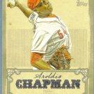 2013 Topps Baseball Calling Card Aroldis Chapman (Reds) #CC-13