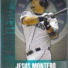 2013 Topps Baseball Chasing The Dream Jesus Montero (Mariners) #CD-7