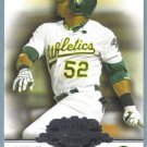 2013 Topps Baseball Making Their Mark Yoenis Cespedes (Athletics) #MM-1