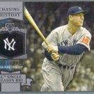 2013 Topps Baseball Chasing History Lou Gehrig (Yankees) #CH-10