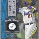 2013 Topps Baseball Chasing History Matt Kemp (Dodgers) #CH-22