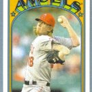 2013 Topps Baseball Mini Retro 1972 Jered Weaver (Angels) #TM-3
