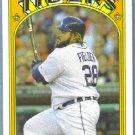 2013 Topps Baseball Mini Retro 1972 Prince Fielder (Tigers) #TM-21