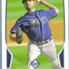 2013 Bowman Baseball Josh Hamilton (Angels) #185