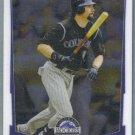 2012 Bowman Chrome Baseball Michael Cuddyer (Rockies) #156