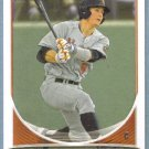 2013 Bowman Prospects Baseball Travis Shaw (Red Sox) #BP67