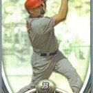 2013 Bowman Platinum Baseball Jacoby Ellsbury (Red Sox) #5