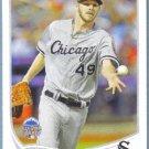 2013 Topps Update & Highlights Baseball All Star Chris Sale (White Sox) #US5