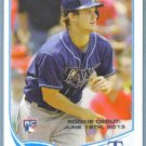 2013 Topps Update & Highlights Baseball Rookie Debut Wil Myers (Rays) #US26