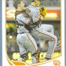 2013 Topps Update & Highlights Baseball Record Chase CL Tim Lincucum (Giants) #US143