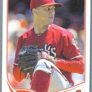 2013 Topps Update & Highlights Baseball Rookie Jeff Bianchi (Brewers) #US183