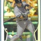 2013 Bowman Draft Picks & Prospects Chrome Refractor Rookie Josh Phegley (White Sox) #15