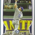 2013 Bowman Draft Picks & Prospects Rookie Mike Zunino (Mariners) #44