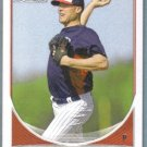 2013 Bowman Draft Picks & Prospects Top Prospect Ty Hensley (Yankees) #TP-23