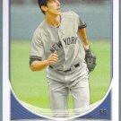 2013 Bowman Draft Picks & Prospects Draft Picks Jordan Barnes (Yankees) #BDPP87