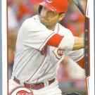 2014 Topps Baseball Jay Bruce (Reds) #124