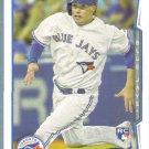 2014 Topps Baseball Rookie Kevin Pillar (Blue Jays) #252