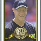 2014 Topps Baseball 50 Years of the Draft Josh Hamilton (Rays) #50YD-6