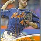 2014 Topps Baseball The Future is Now Zack Wheeler (Mets) #FN-10