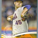 2014 Topps Baseball The Future is Now Zack Wheeler (Mets) #FN-12