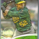 2014 Topps Baseball The Future is Now Yoenis Cespedes (Athletics) #FN-13